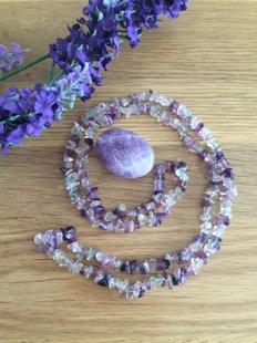 Fluorit violett